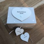 Shabby Personalised Chic Gift Mother Of The Bride Trinket Box Jewellery Mum Mam - 332855754155